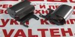 Новые заглушки петель HP 250 G6, 255 G6, 15T-BS светло серые