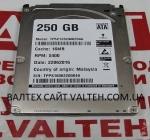 Жесткий диск 250 гб 2.5 I.norys TP521232000250A