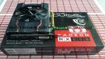 Видеокарта SAPPHIRE PULSE Radeon RX 550 4G 11268-01-20G