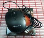 Мышка для компьютера FrimeCom FC-M128 USB BLACK